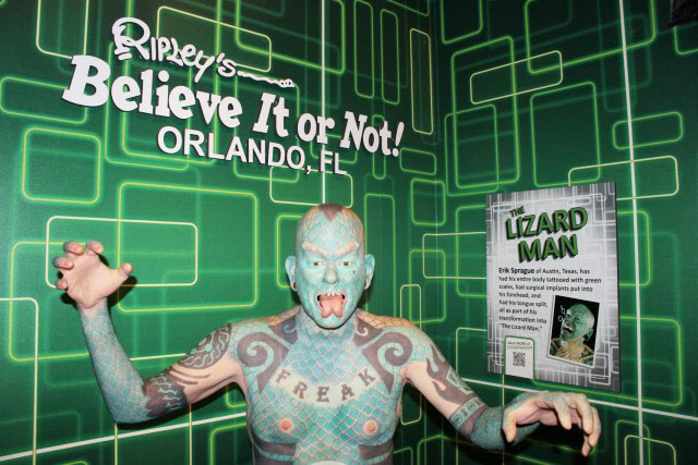 Museu Orlando Believe It Or Not Repley's