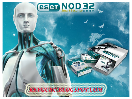 ESET Smart Security 5 ESET NOD32 AntiVirus 5 (32bit And 64Bit) + crack.