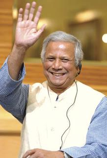 Muhammad Muhammed Yunus microfinance