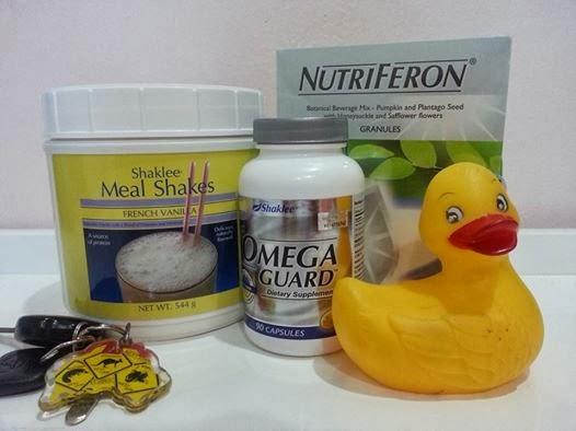 Omega, nutriferon, omega, imuniti, kesihatan, minda