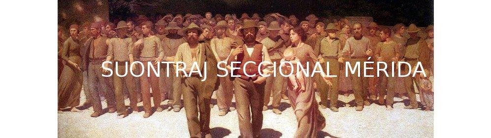 SUONTRAJ SECCIONAL MÉRIDA