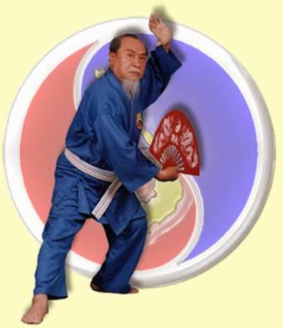 -Vo Su Chuong Mon - Le Sang – Maestru Director al scolii,succesorul marelui maestru,Patriarh