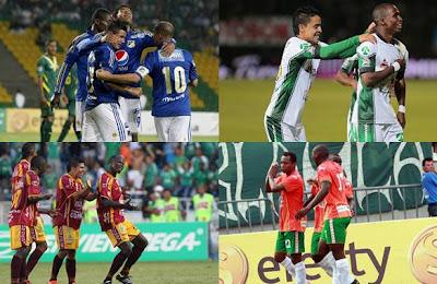 Programación segunda fase Copa Sudamericana