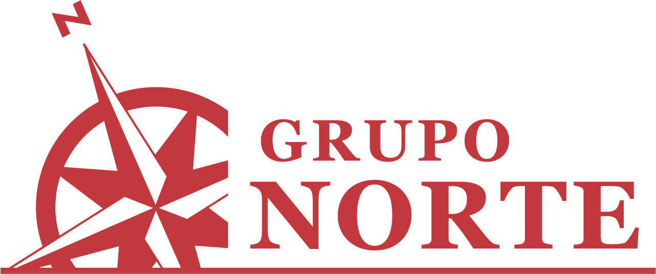 The branding source futurebrand points out new identity for Grupo el norte