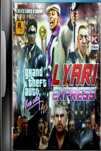 GTA Lyari Express-Cover