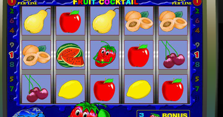 slots online de fruit casino