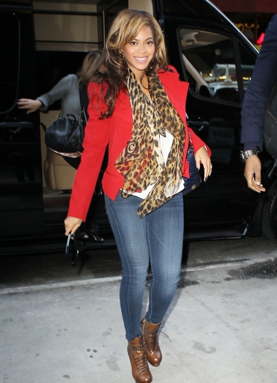Dep Knows Best: Fashion Icon - Beyonce