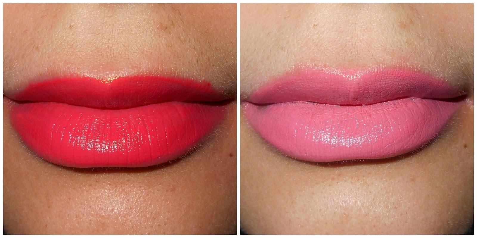 L.A Girl Glazed Lip Paints! (New Shades!)