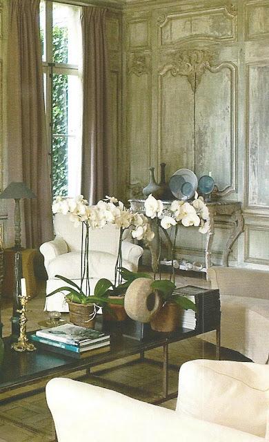 French Vintage Interior | Interior Design Ideas Decorating Galleries