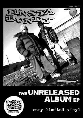 Finsta Bundy – The Unreleased Album EP (Vinyl) (2012) (FLAC + 320 kbps)