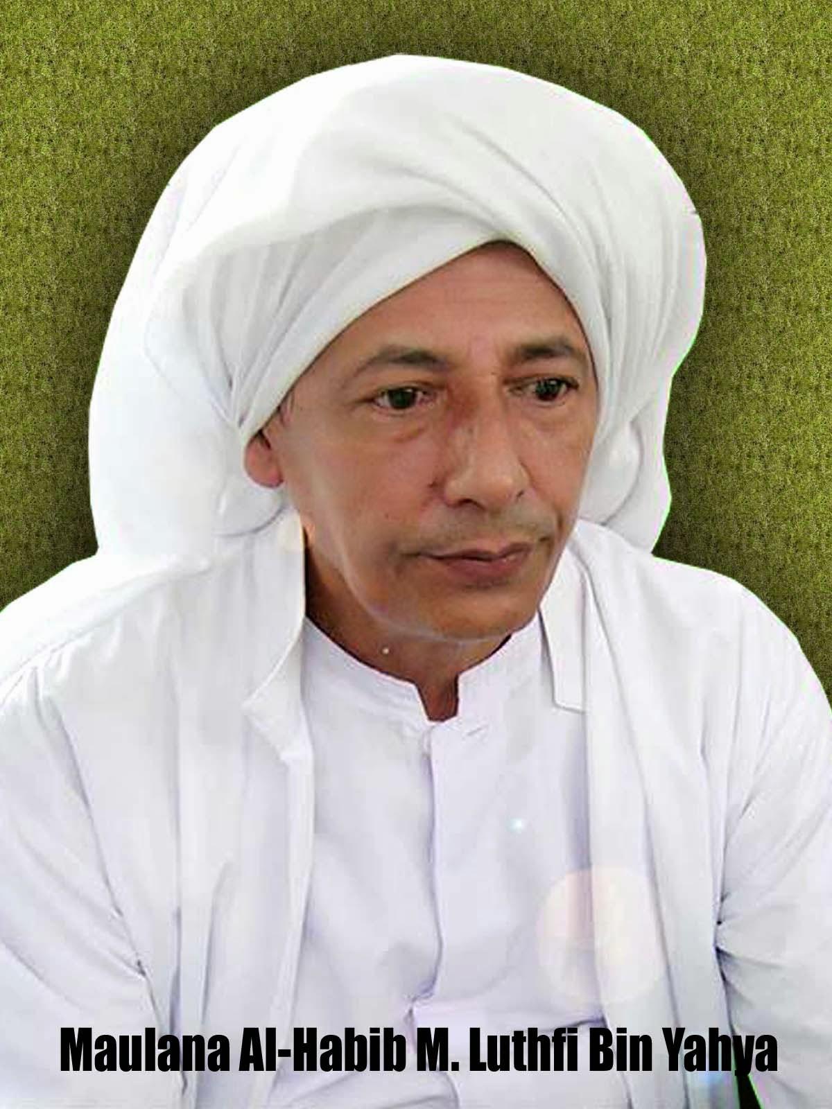 Pustaka Muhibbin Web Para Pecinta Kisah Guruku Habib Luthfi Bin Yahya Dan Seorang Ahmadiyyah Yang Kembali Bersyahadat