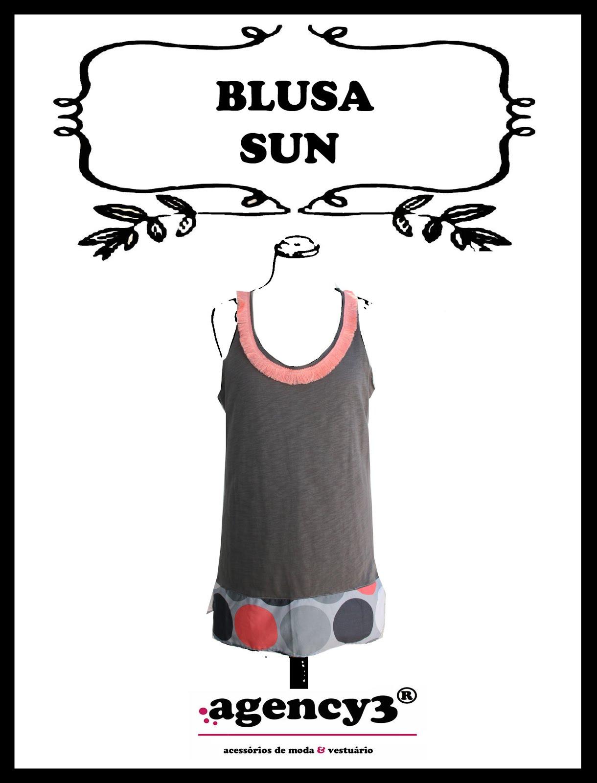 BLUSA SUN