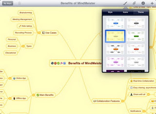 MindMeister for iPad updated to version 3.6