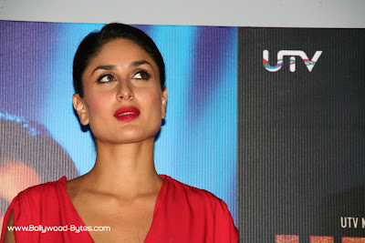 Kareena Kapoor at Heroine Movie Trailer launch