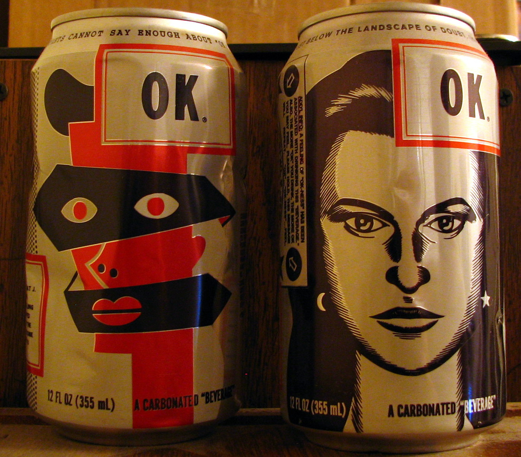 GR Retro: OK Cola