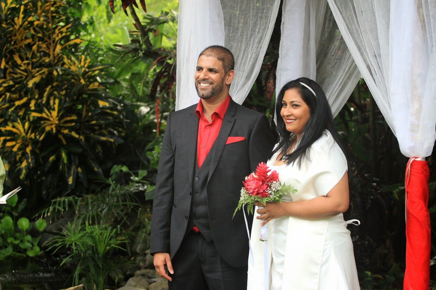 Tobago Villa Wedding Venues - Courland Villa