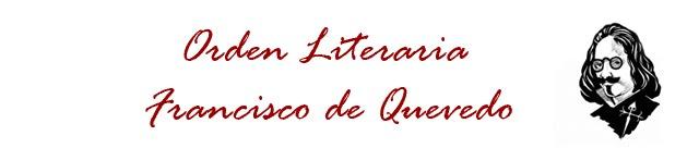 Orden Literaria Francisco de Quevedo