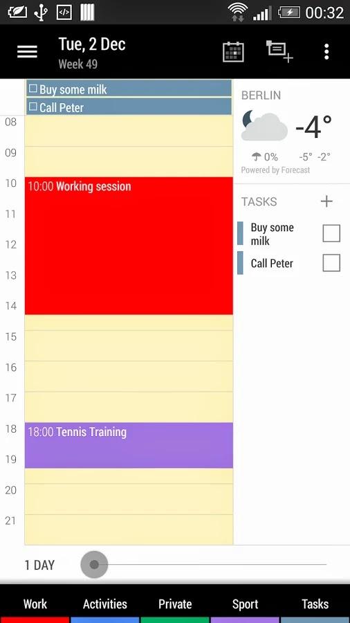 Business Calendar 2 Pro v2.0.2
