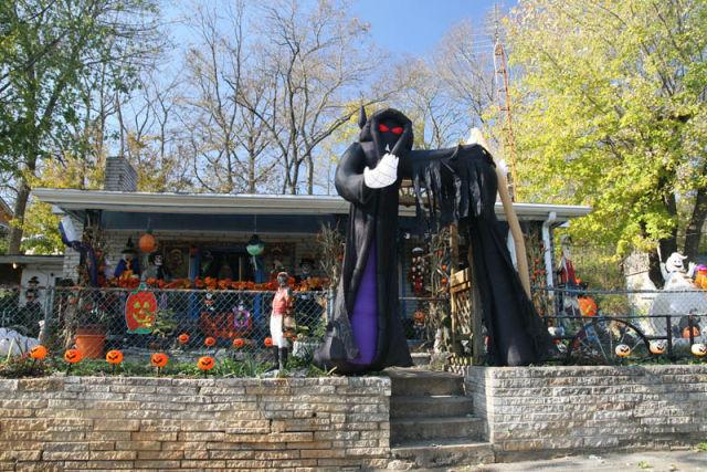 Decoracion Jardin Halloween ~ Si en tu pa?s celebran el Halloween y te preparas para ?l, con estas
