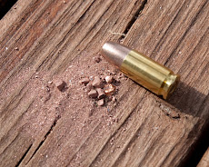 Remington Frangible 9mm ammo