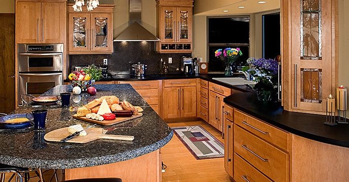 Phoenix Metro Custom Granite Countertop Design and Installation
