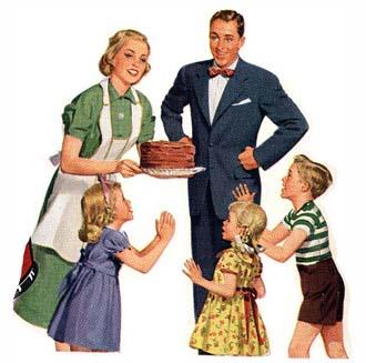 La famille traditionnelle