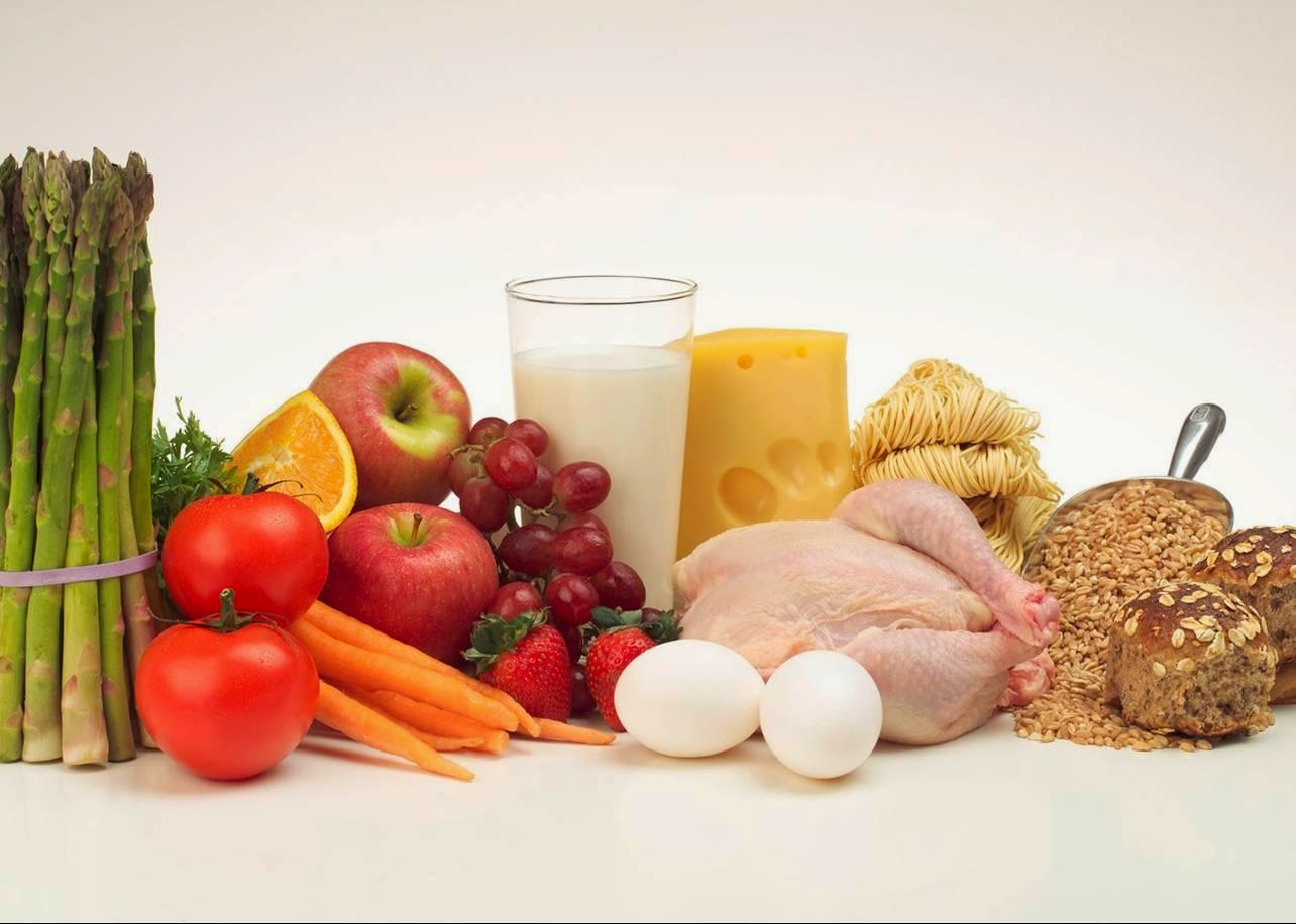 makanan seimbang tambah susu badan