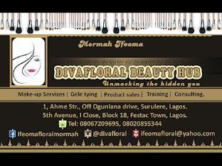 DivaFloral Beauty Hub