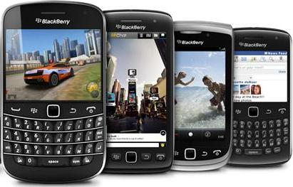 BlackBerry Paling Murah
