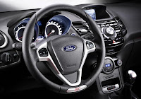 Ford Fiesta ST 3-Door (2013) Dashboard