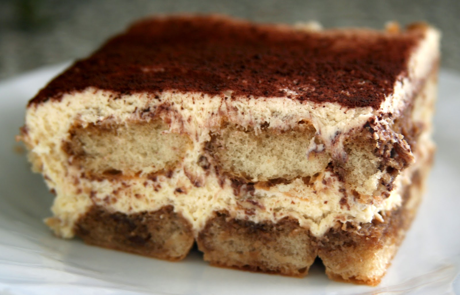 Traditional Italian Tiramisu Cake Recipe