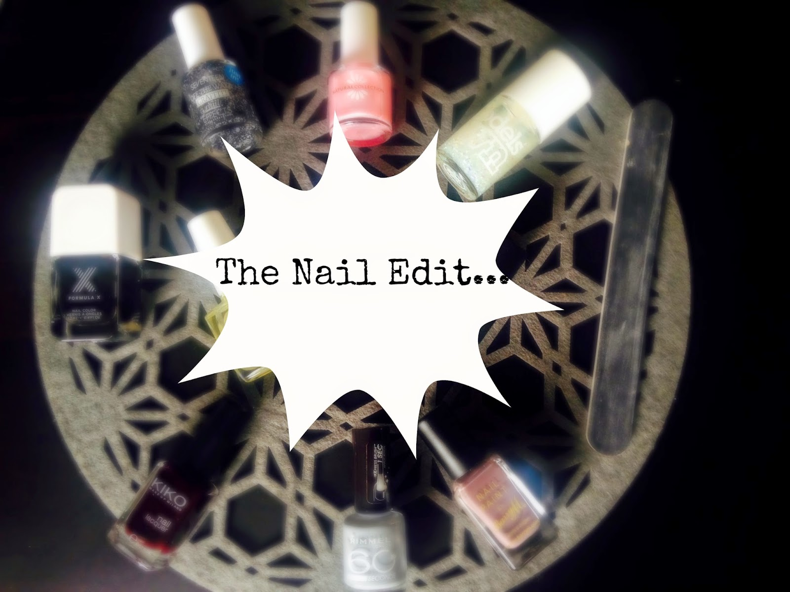 The Nail Edit Overlay