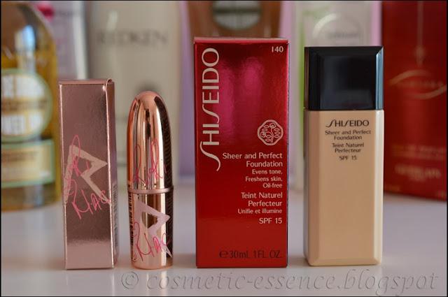 MAC & Shiseido
