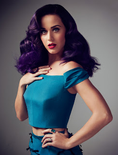 Katy Perry Latest Photoshoot for The Hollywood Reporter 2012