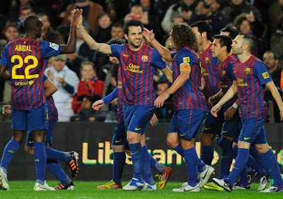 Barcelona 5 - 1 Levante (1)