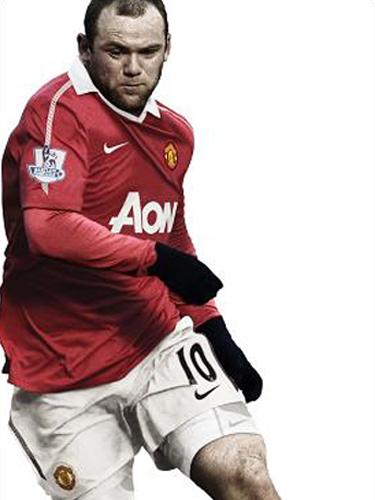 Wayne Rooney Pictures 2011