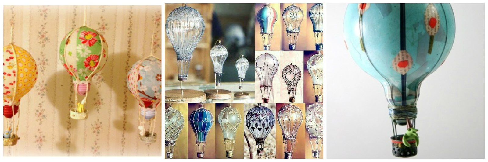 BALLOON LIGHT BULB DIY GLOBOS CON BOMBILLAS