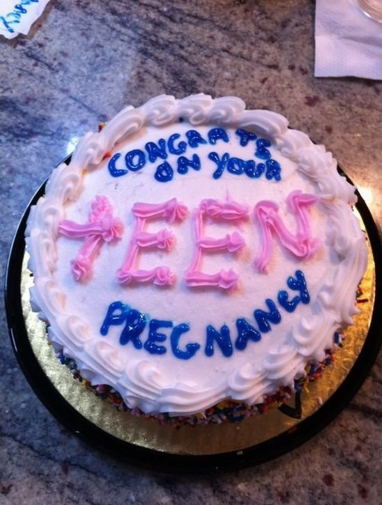 14 Crazy Baby Shower Cakes