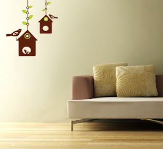 Hanging-birds-wall-decal