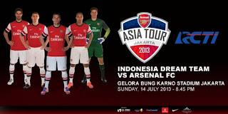 Prediksi Indonesia VS Arsenal