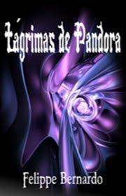 Livro - Lágrimas de Pandora