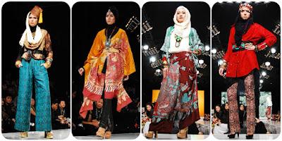 Foto Model Baju Batik Bling Bling Dian Pelangi