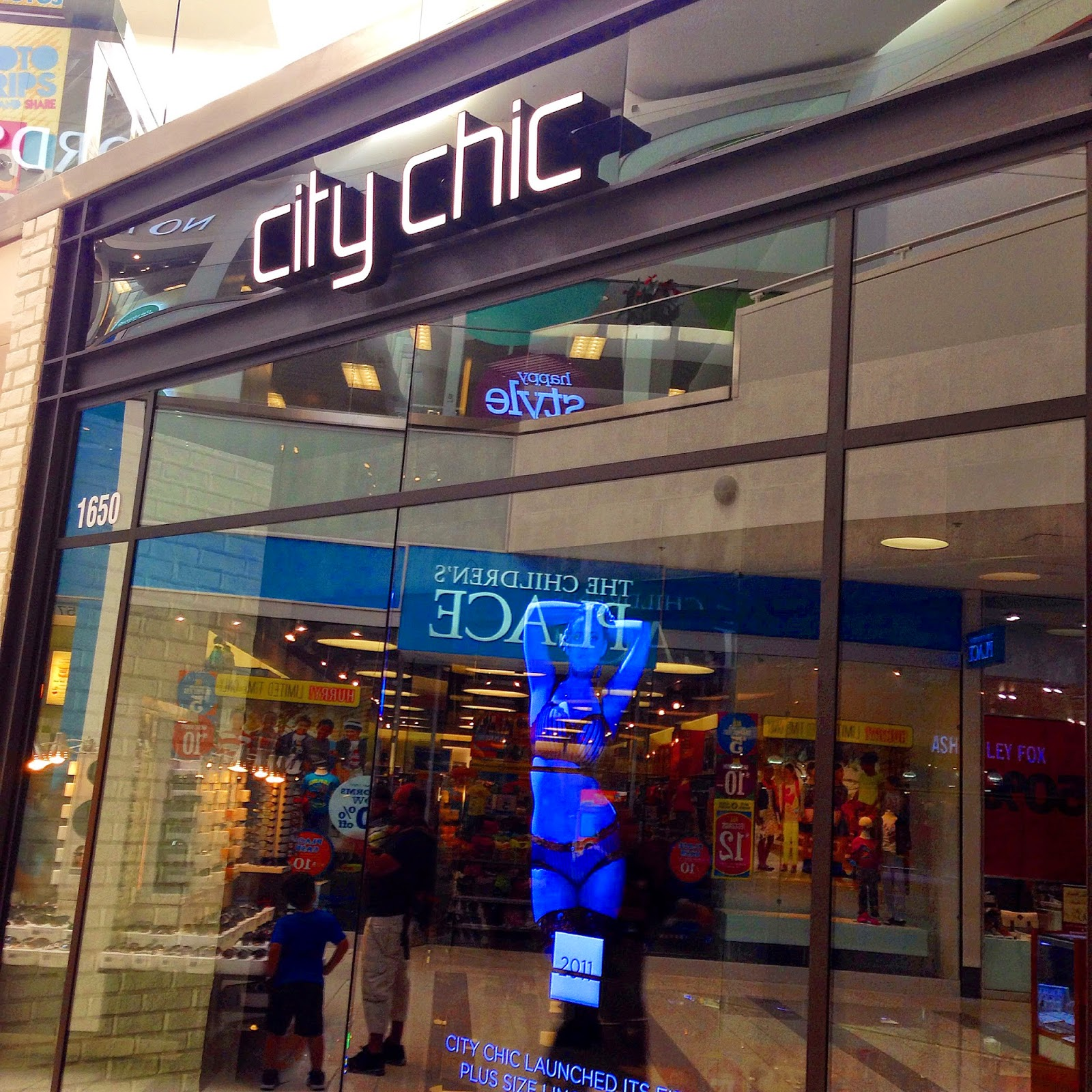city chic, westfiled, culver city mall, plus size fashion, Australian plus size store