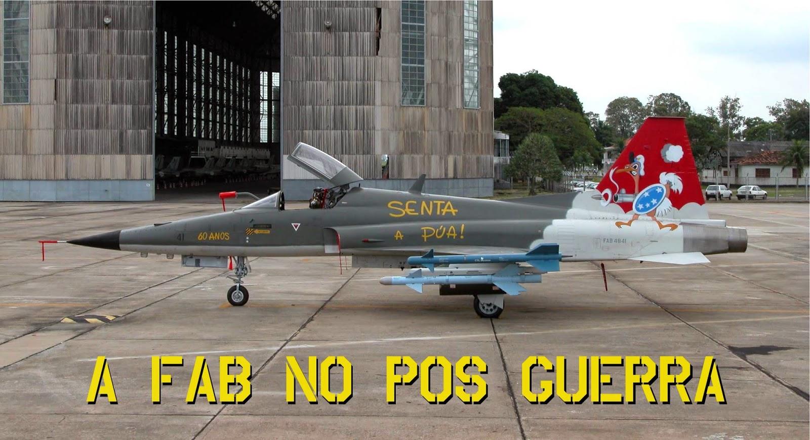 A F.A.B. NO PÓS GUERRA