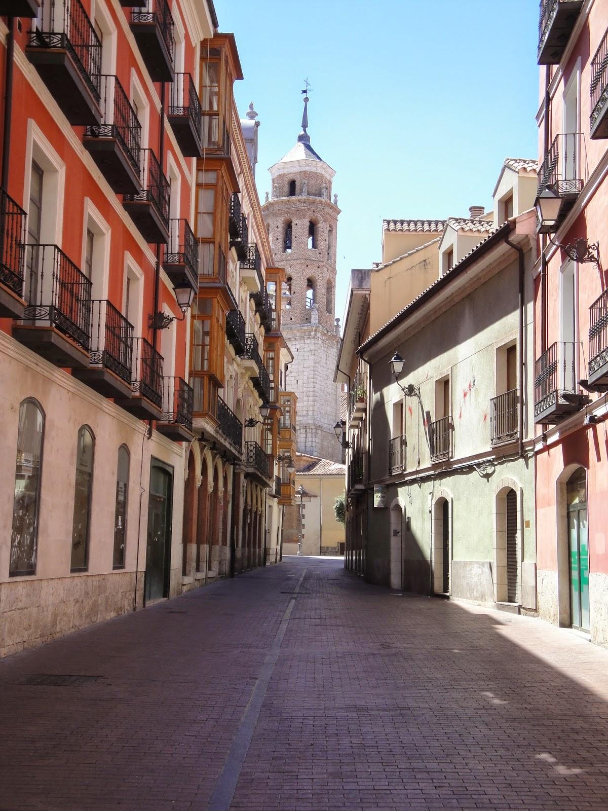 Sierpe una calle mutilada y humillada vallisoletvm for Calle castelar