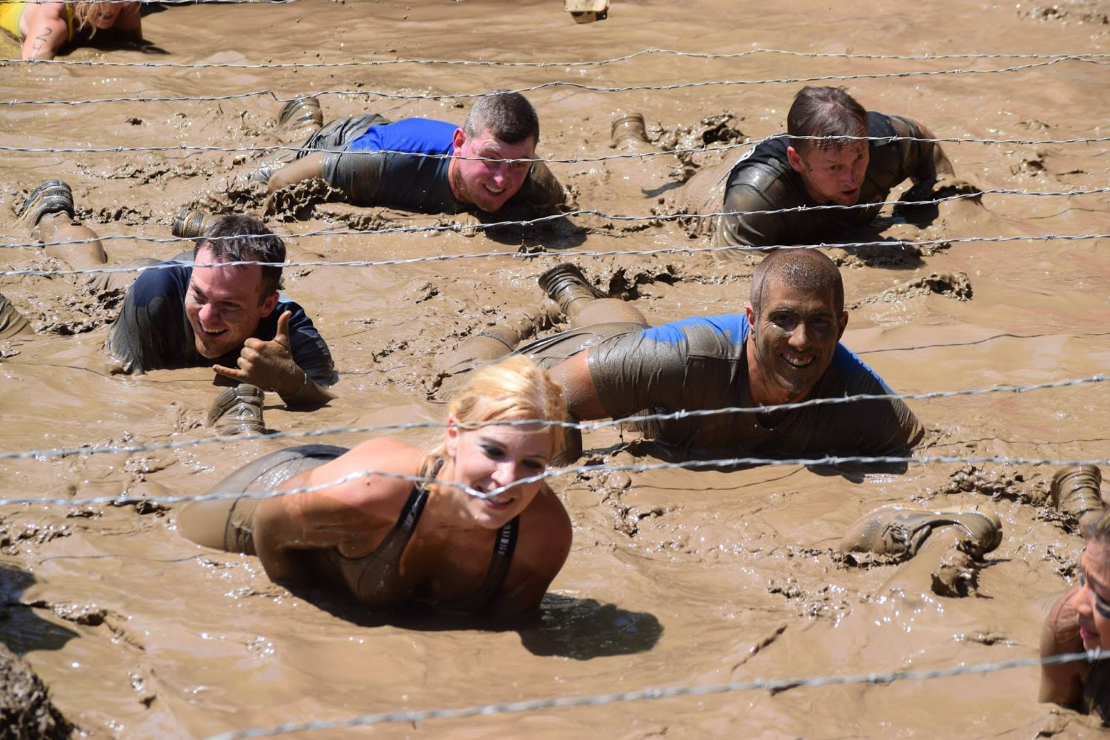 Here Are Some Of The Epic Shots From Saturdays Rugged Maniac Race.