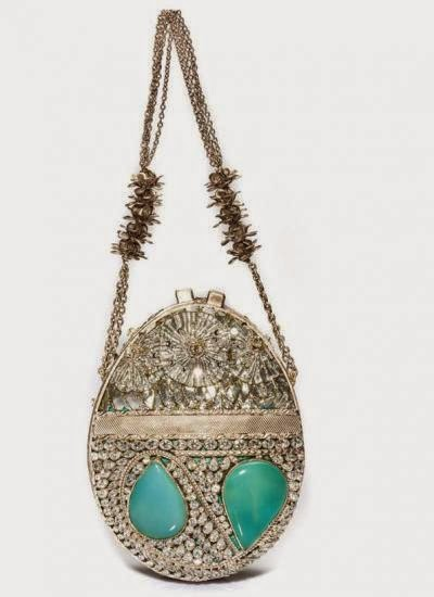 Maharani gayatri devi clutch | Indian Designers | Indian Designer Bag