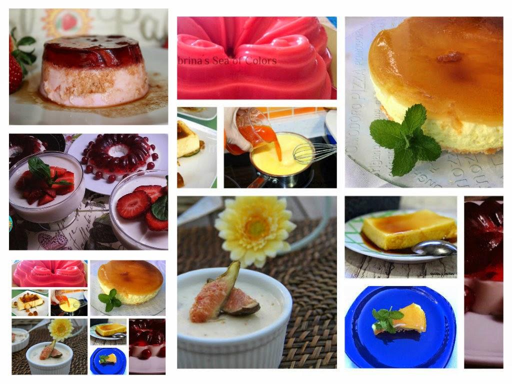Gelatina para todos gustos recetas de cocina for Videos de cocina para todos