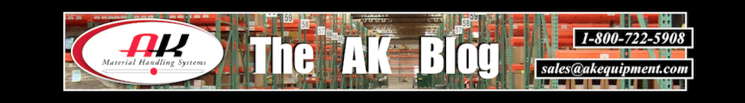 AK Material Handling Blog | Minneapolis, Minnesota | Material Handling Specialists