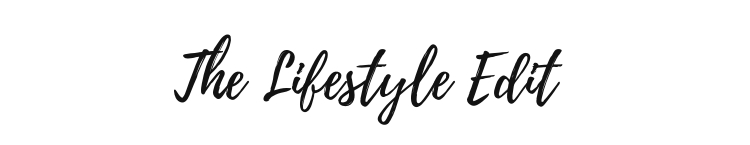 The Lifestyle Edit